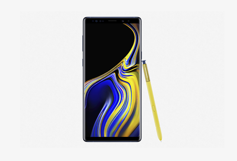 Починка смартфона Samsung Galaxy Note 9 в Воронеже
